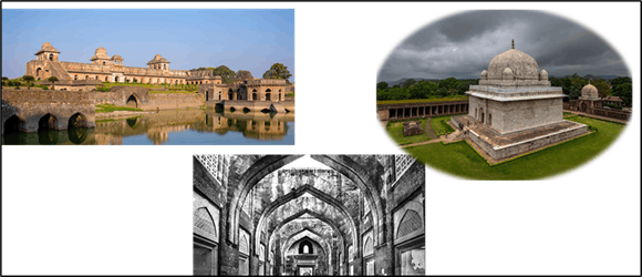 Mandu – 60 miles from Indore