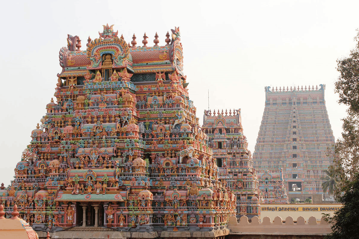 Image of South Indian Temple Style