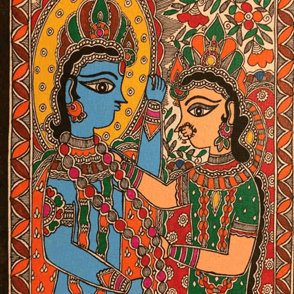 Image of Madhubani Paintings