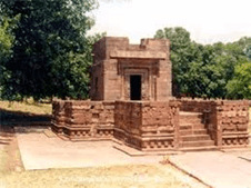 Image of 2nd stage of temple