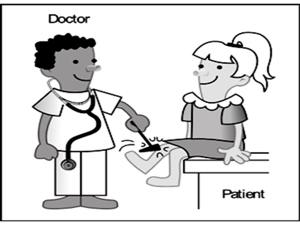 Image of Doctor With Patient Clipart