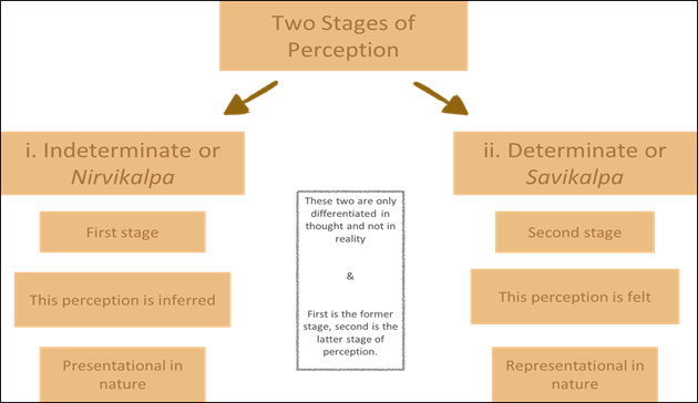 Image of The Two Stages of Perception