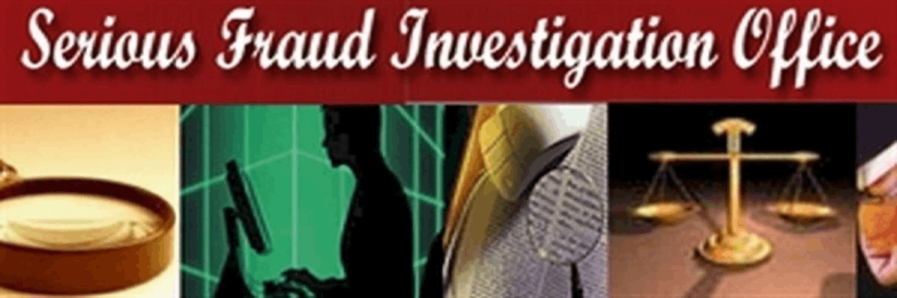 Image of Serious Fraud Investigation Office (SFIO)