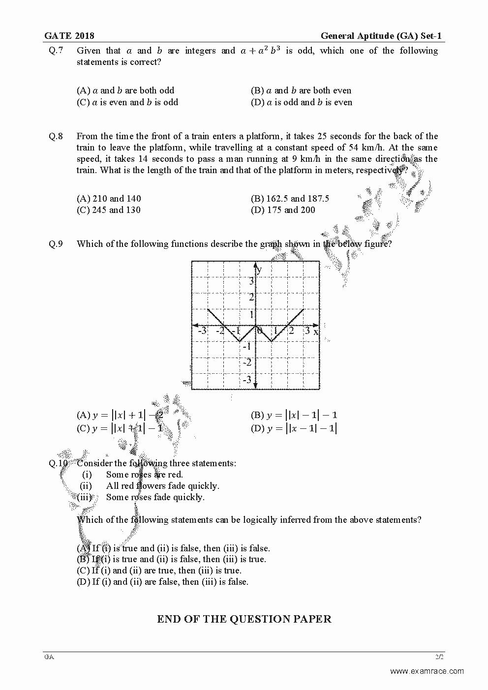 Gate Engineering Mathematics Pdf