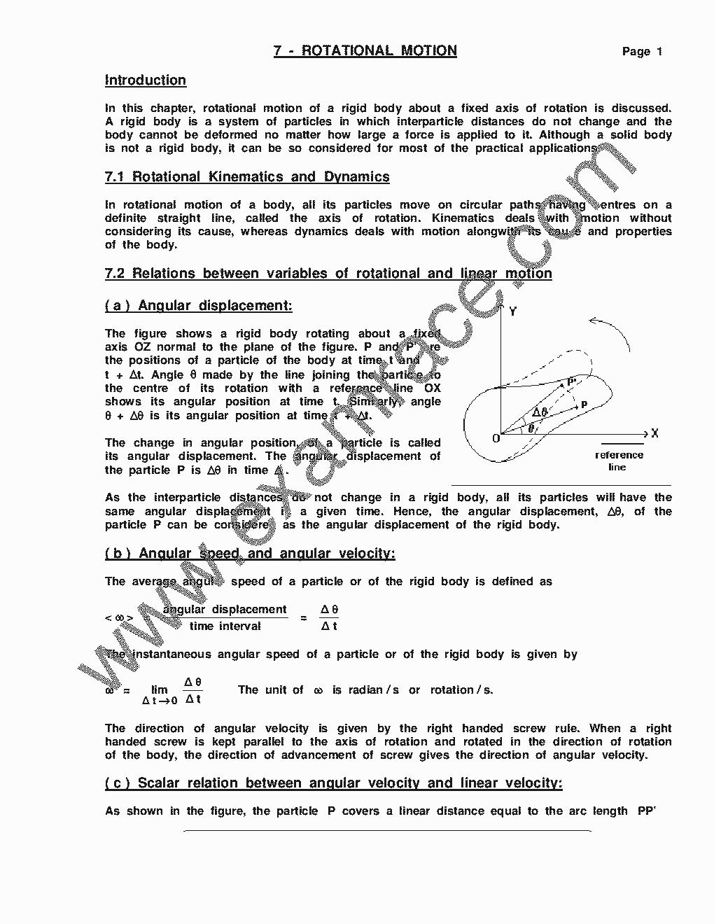 mechanics physics pdf in hindi