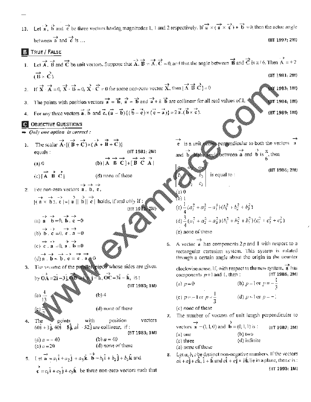Worksheets Logarithmic Equations Worksheet With Answersclass11 jee questions vectors translation in hindi kannada malayalam page 2