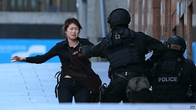 Illustration 4 for Sydney Siege - a Lone-Wolf Inje …