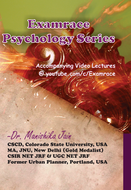 Examrace MCSCC Psychology Series (Postal Course)