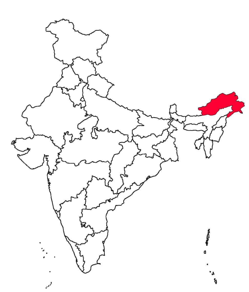 Image Result For Current India Map
