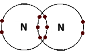 Structure of Nitrogen Bonding
