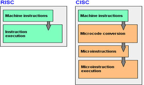 Image of The Risc & Cisc