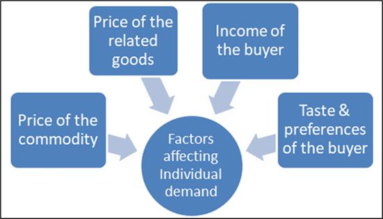 Microeconomics Factors affecting Demand