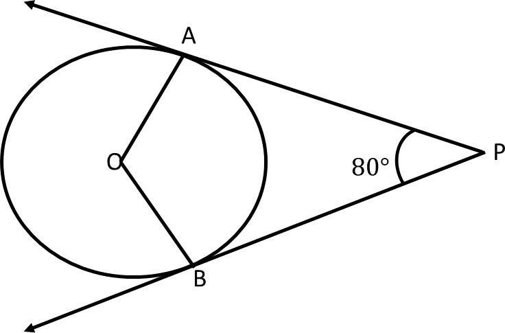 A circle are equal in length