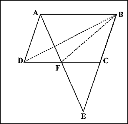 ABCD is a parallelogram
