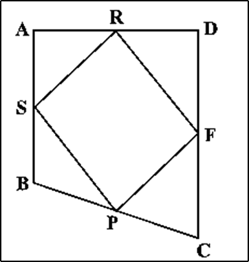 Mid-points of the sides of a quadrilateral