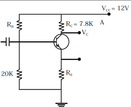 the transistor circuit shown in Fig