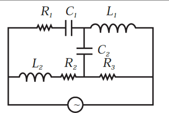 Draw effective equivalent circuit