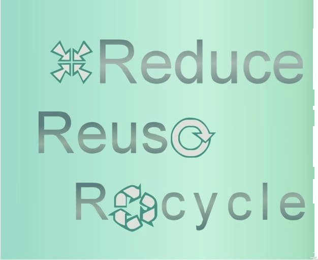 Image Reduce, Reuse and Recycle
