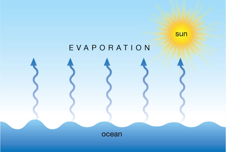 Image of Evaporation