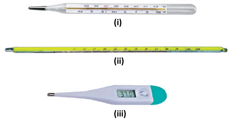 As showing in images is a thermometers