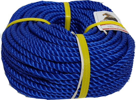 Image of nylon ropes