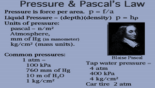 This structure is SI unit of pressure, pascal