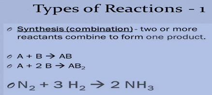This structure is two or more reactants are combine from one product.