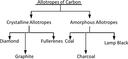 Q 25 Structure of Allotropes of Carbon