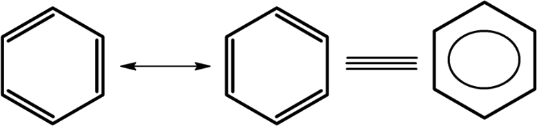 Q 10 1 Structure of benzene is a Hybrid of Resonating
