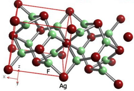 Q 10 Structure of Silver(II) Fluoride