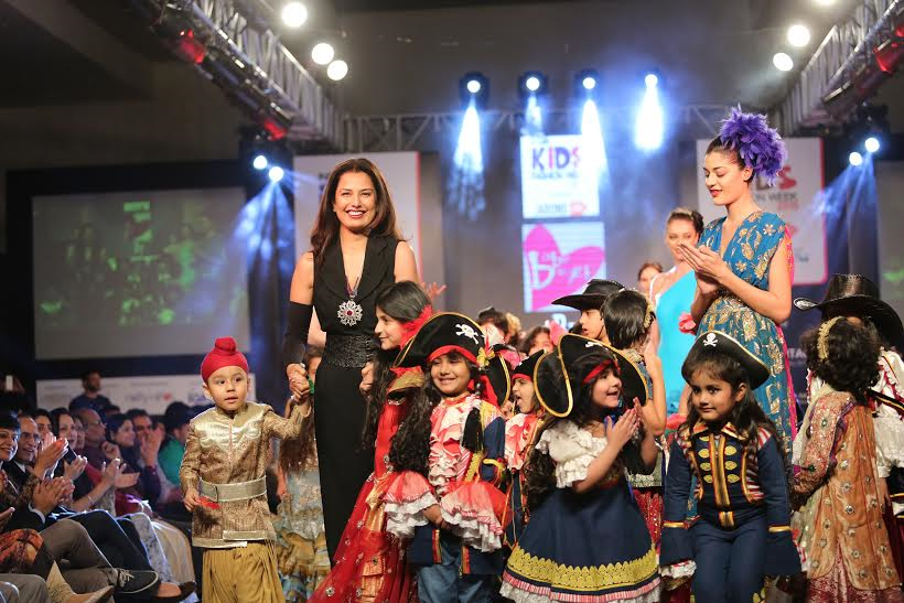Image of Glimpses From India Kids Fashion Week - Mumbai & Delhi