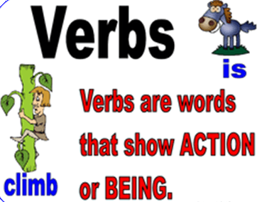 Identifying verbs