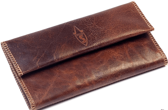 Tobacco pouch used in older days