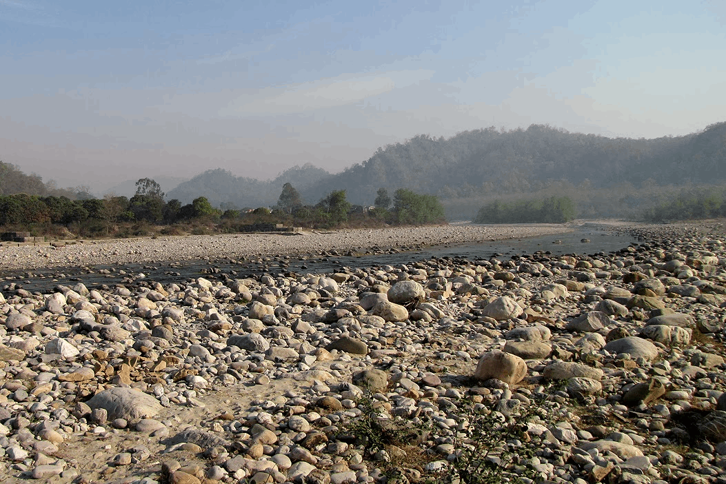 Stony Bhabar Region is unsuaitable for cultivation