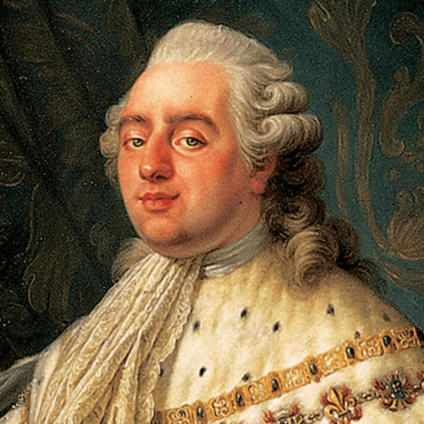 Louis XVI King of France frm 1774 to 1791
