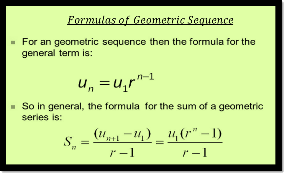 explicit formula for geometric sequence - 963×588