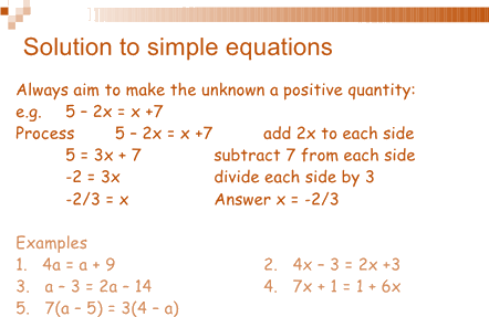 Ncert Class 7 Mathematics Solutions Chapter 4 Simple Equations