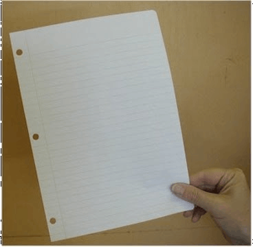 Image result for piece of paper