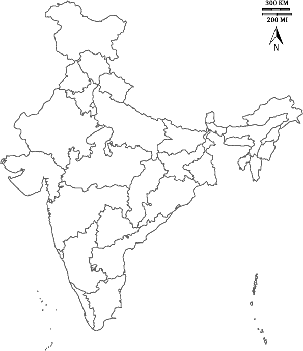 Political Geography of India