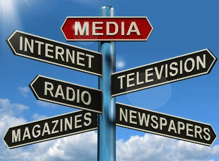 Image of Electronic Media of Advertising